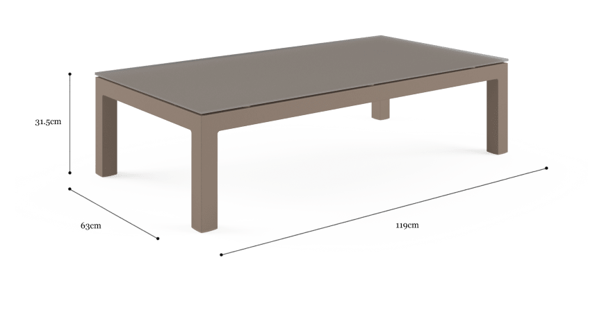 Waikiki Outdoor Coffee Table