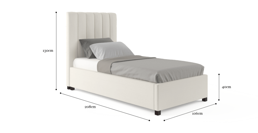 Megan Single Standard Bed Frame