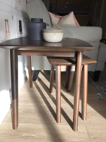 Elizabeth nest of tables walnut 02