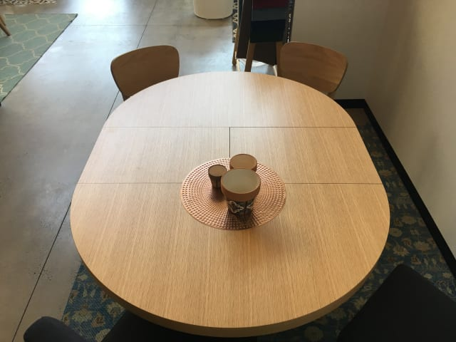 Romulus extendable dining table 03
