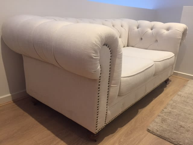 Camden chesterfield 3 seater sofa classic cream 02