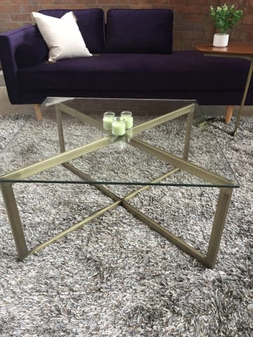 Kipling glass top coffee table 02