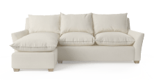 Charleston 3 Seater Chaise Sofa