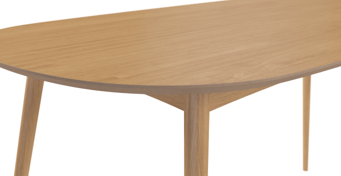 Mia Compact Dining Table 130cm