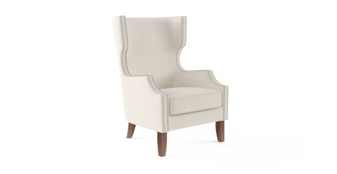 Alec Wingback Armchair