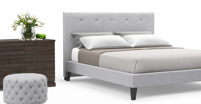 Erin King Slim Bed Frame