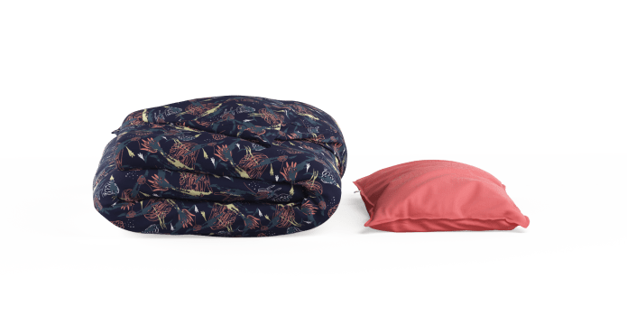 Bottle Brush Duvet Cover Set