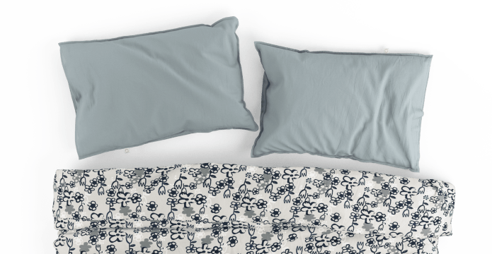 Flower Meadow Duvet Cover Set