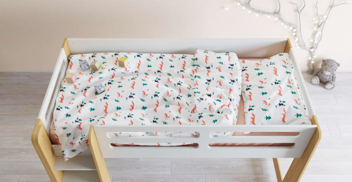 Foxy Kids Duvet Cover Set