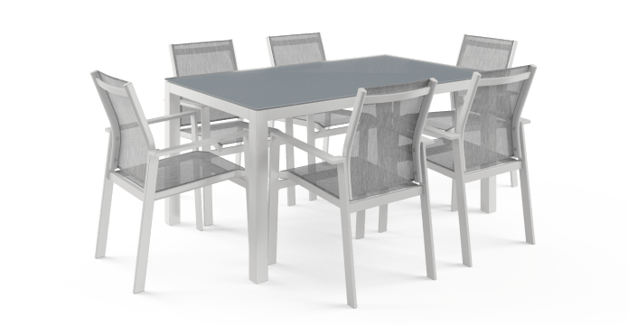 Malibu Outdoor Dining Table