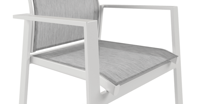 Malibu Outdoor Dining Chair Set of 6