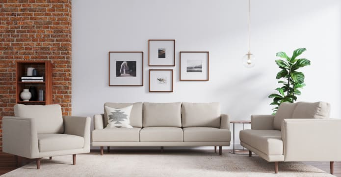 Christoph 2 Seater Sofa