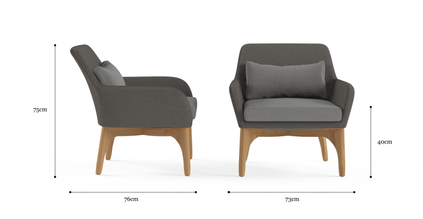Rhodes Outdoor Lounge Chair