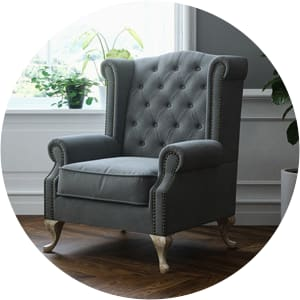 Nottage upholstered chair