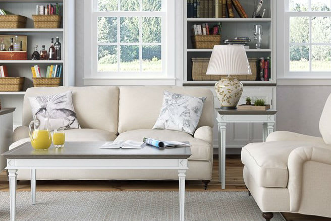 arrange furniture small living room