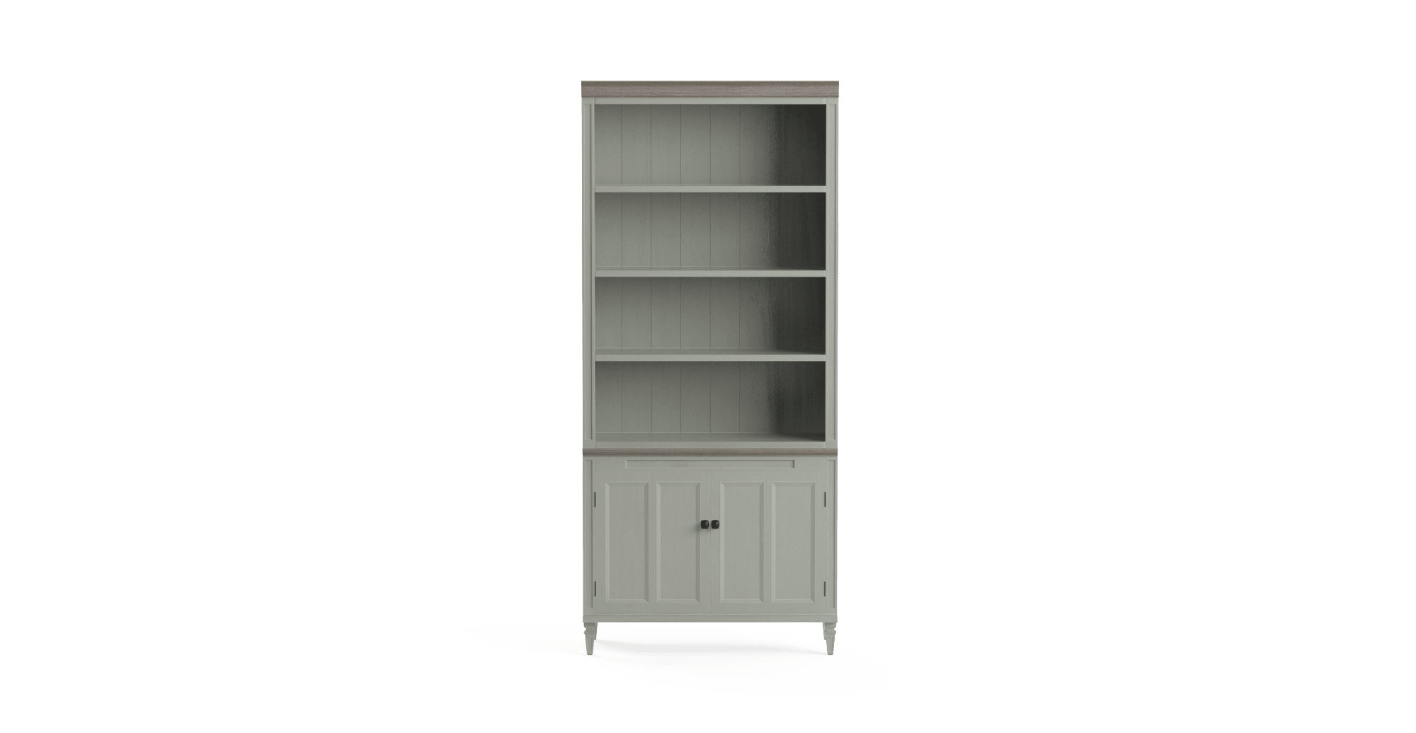 bookcase seba with drawers small