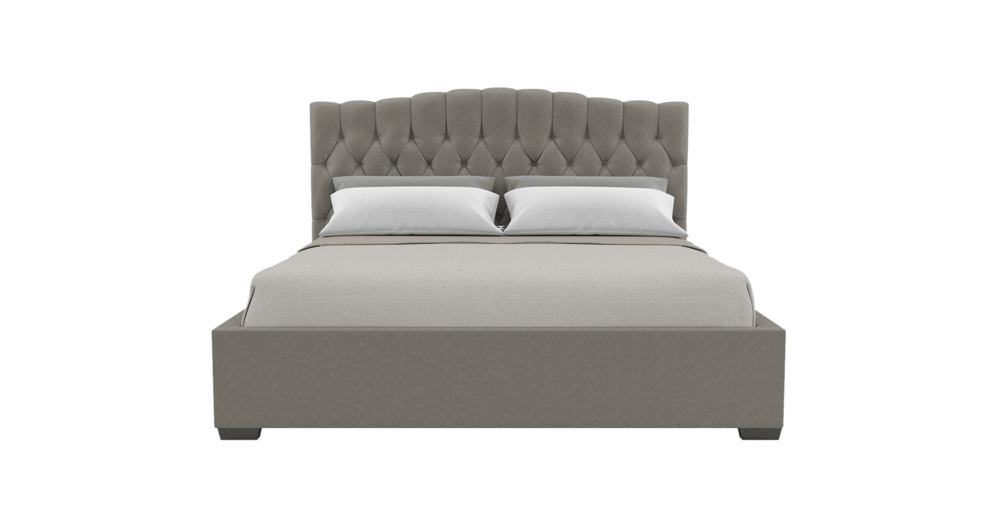 Buy Hannah Gas Lift King Size Bed Frame Online in Australia | BROSA