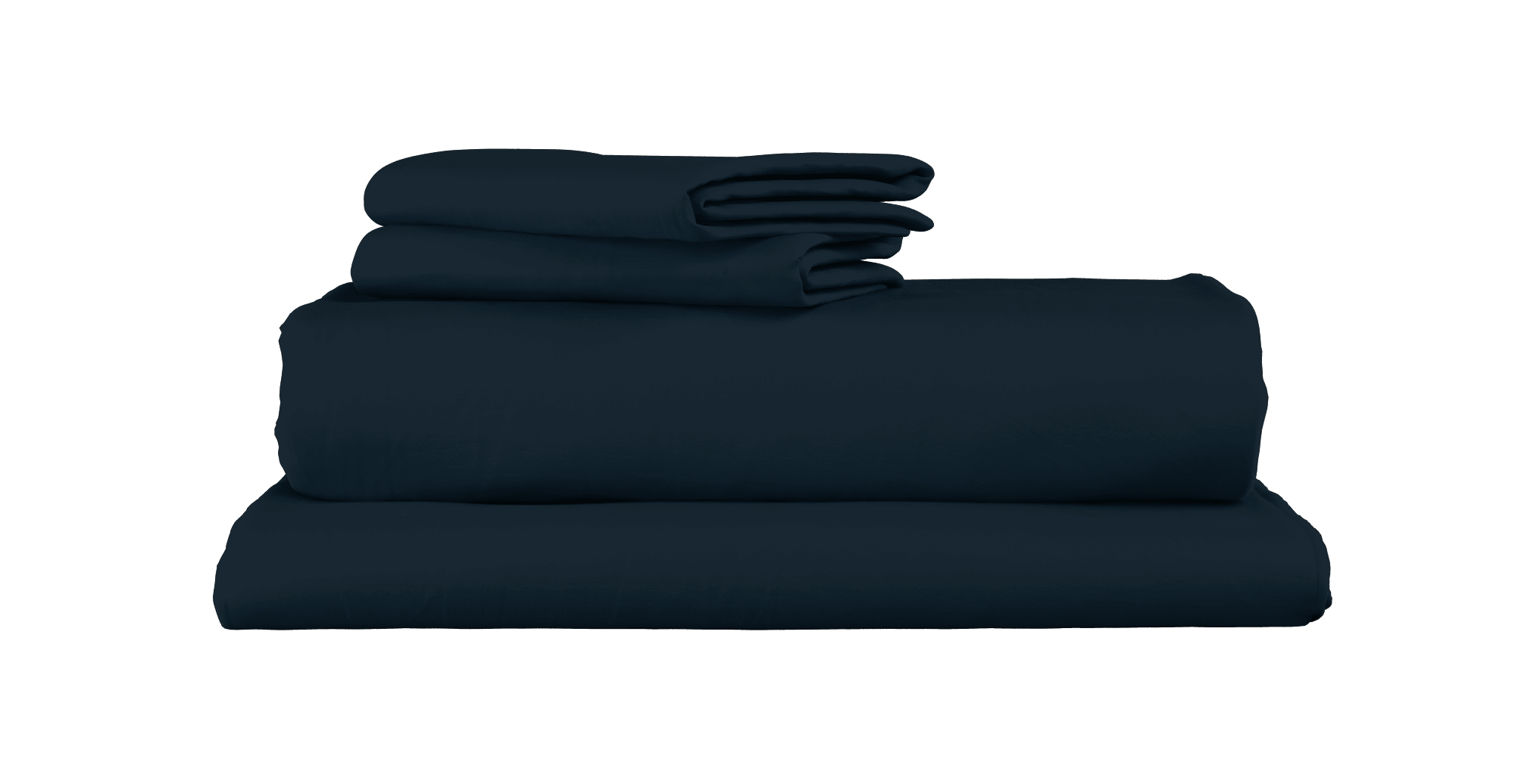 Supima Cotton Insignia Blue Standard Sheet Set