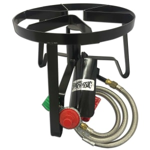 Outdoor Propane Burner