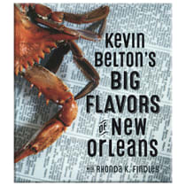 Cookbook | Big Flavors of New Orleans by Kevin Belton