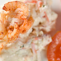 cajun crawfish salad