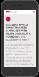 Mobile image with Save BC homepage displayed