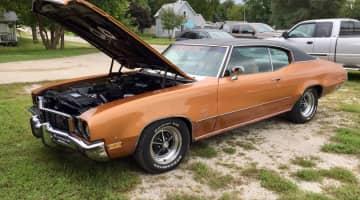1972 Buick GS, id 3910