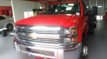 2015 Chevrolet 3500 reg cab dually diesel 4x4, id 4021