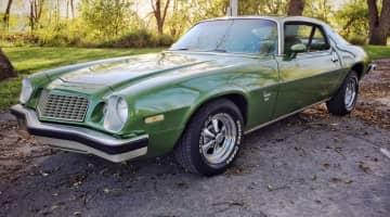 1974 Chevy Camaro 350 - id 3866
