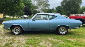 1969 Chevy Chevelle - id 4029