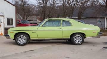 1974 Chevy Nova - id 3871