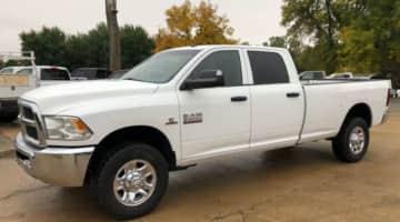 2014 Dodge RAM 3500 SRW, id 3949