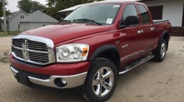 2008 Dodge Ram Pickup 1500, id 3863