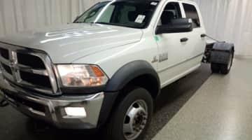 2013 DodgeRam 5500 Crew Cab 4x4 Auto Diesel, id 3953