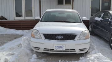 2005 FORD FIVE HUNDRED, id 3981
