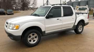 2005 Ford Explorer Sport Track 4x4, id 3960
