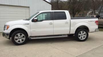 2012 Ford F150, id 3870