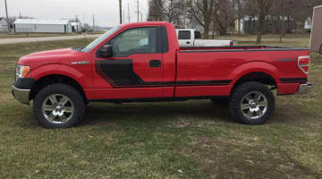 2010 Ford F150 XL, id 3882
