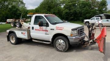 2004 Ford F450 Tow Truck 4x4 Auto Diesel, id 4030