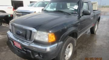 2005 Ford Ranger ext cab 4x4, id 4023