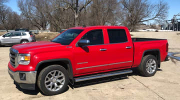 2014 GMC Sierra 1500 Crew Cab Leather 4x4 Auto V8, id 3991