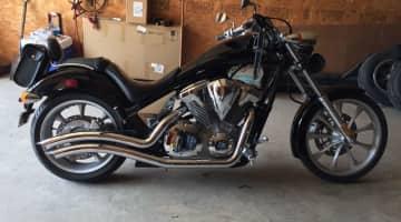 2010 Honda Fury , id 3851
