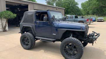 2004 Jeep Wrangler, id 4027