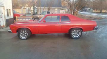 1974 Pontiac Gto, id 3876