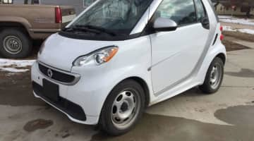 2015 Smart fortwo, id 3849