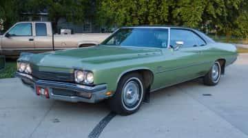 1972 Buick LeSabre Custom - id 3846