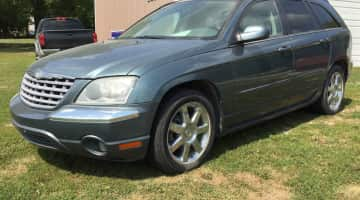 2005 Chrysler Pacifica, id 3847