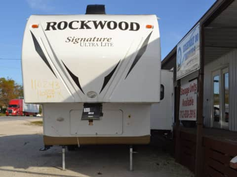 2015  rv for sale Glidden, IA - stock number 4040