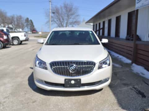 2014 BUICK LACROSSE car for sale Glidden, IA - stock number 3886