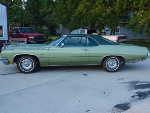 1972 Buick LeSabre Custom classic for sale Any Town, IA - stock number 3845